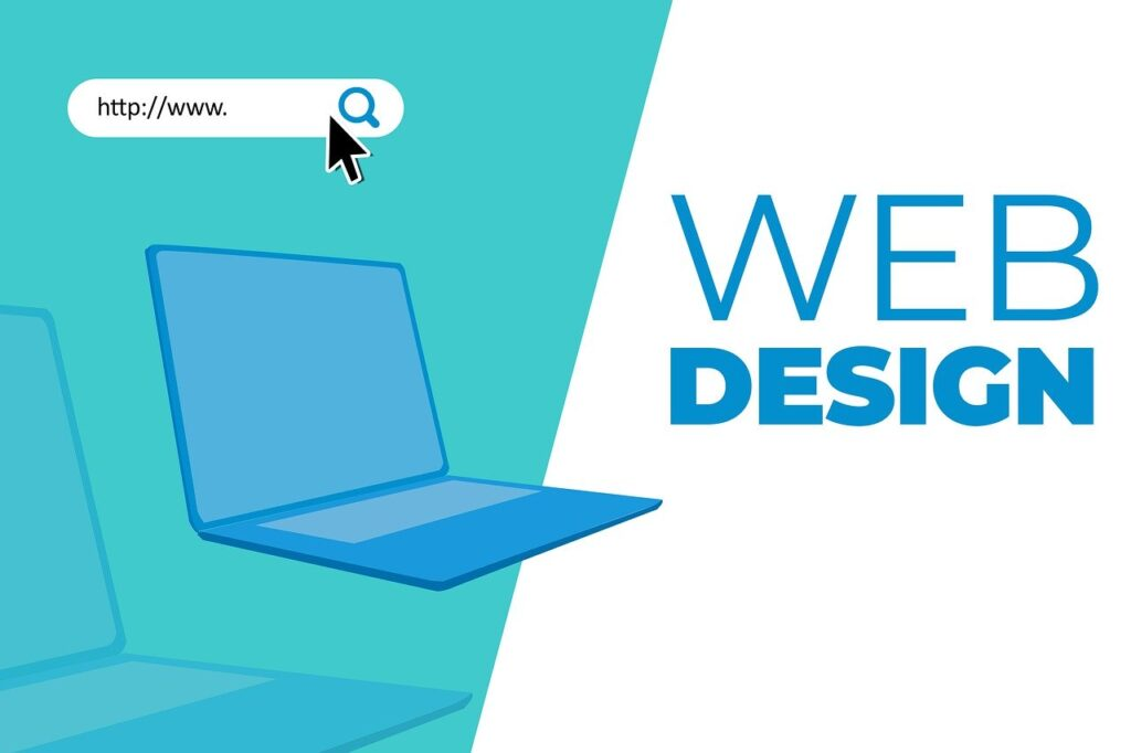 web design, website, design